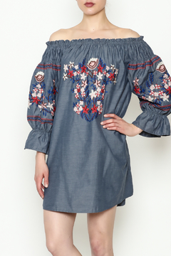 Shoptiques Product: Embroidery Dress