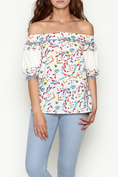 Shoptiques Product: Garden Party Top