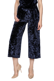 THINK CLOSET Velvet Pants - Product Mini Image