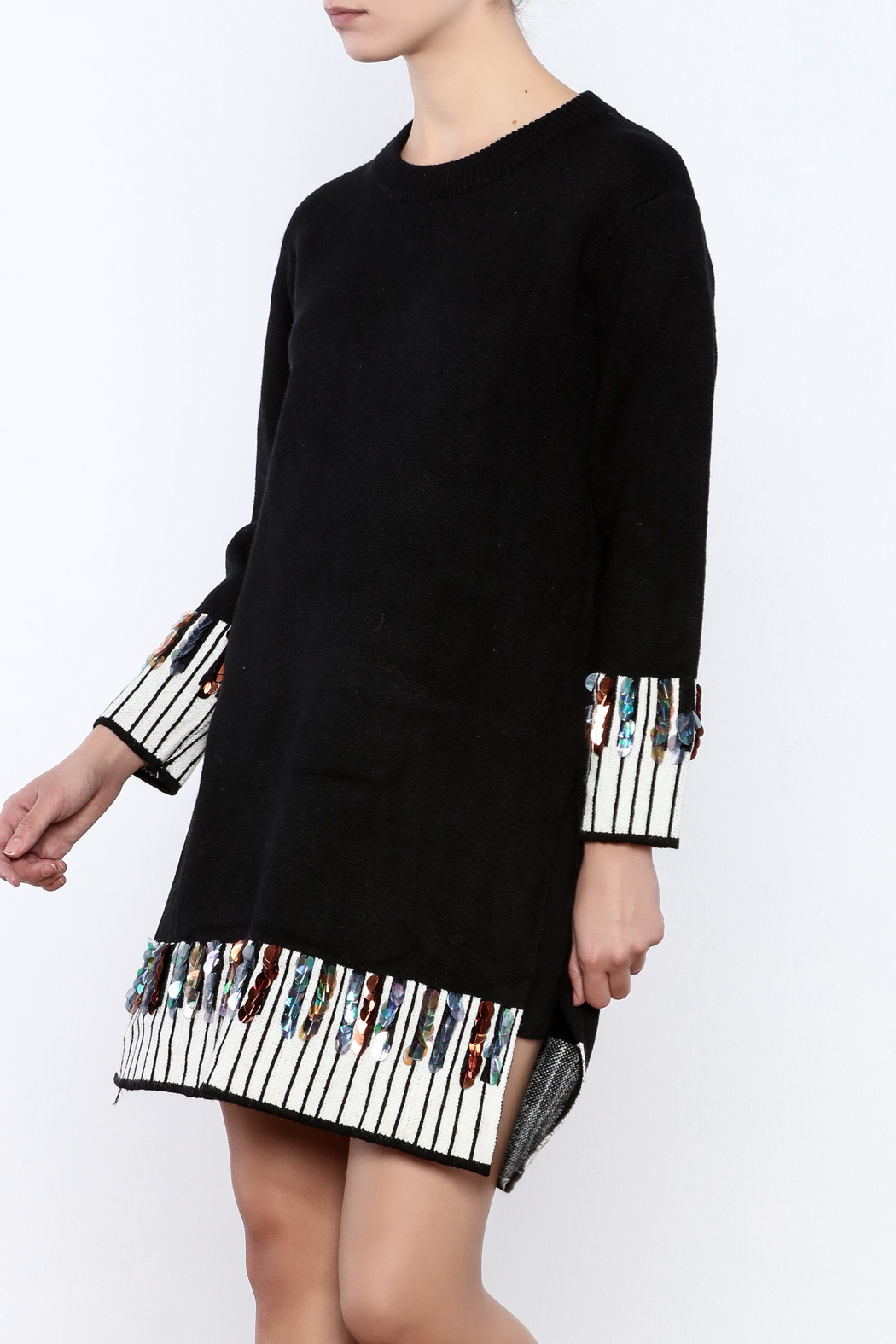 Think Closet Piano Keys Dress From Williamsburg By Think