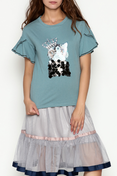 Shoptiques Product: Queen Kitty  Top