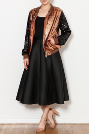 THINK CLOSET Sequined Stunner Jacket - Side cropped