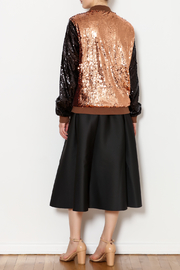 THINK CLOSET Sequined Stunner Jacket - Other