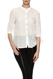 THINK CLOSET Sparkle Blouse - Product Mini Image