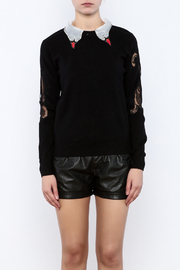 THINK CLOSET Swan Lake Sweater - Side cropped