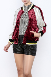 THINK CLOSET Zip Down Sport Jacket - Product Mini Image
