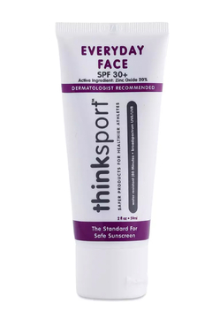 Thinksport Thinksun Every Day Face Sunscreen (2oz) - Naturally Tinted - Product List Image