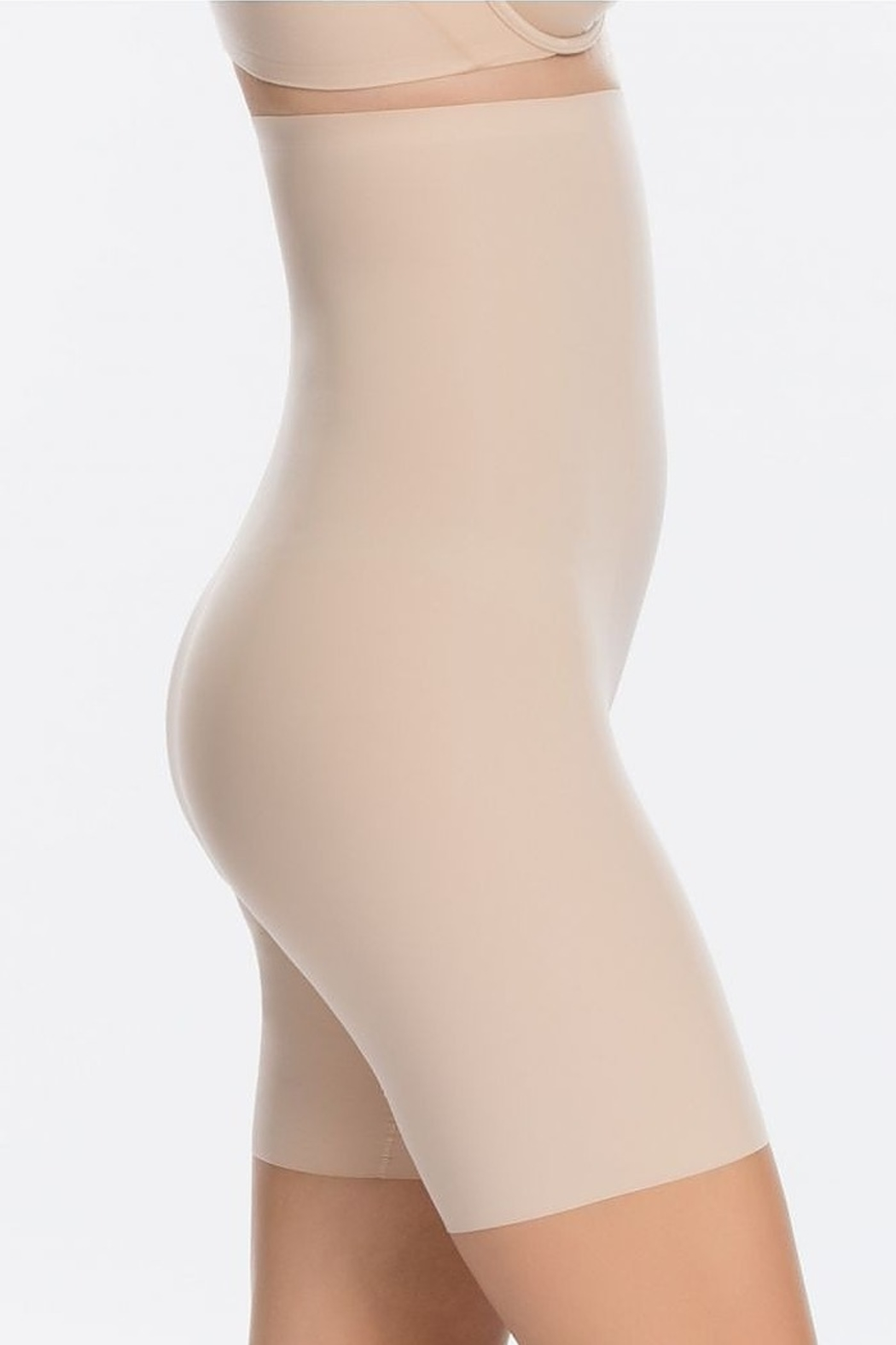 Spanx Thinstincts High-Waisted Mid-Thigh Short - Front Full Image