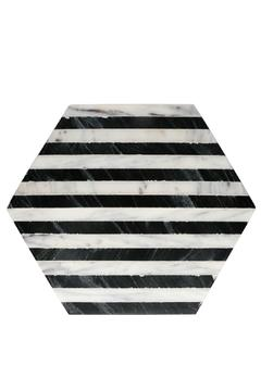 Thirstystone Hexagonal Marble Trivet - Alternate List Image