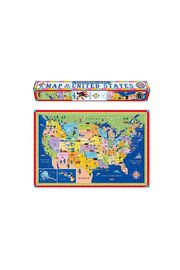 Eeeboo This Land Is Your Land Map of the USA - Product Mini Image