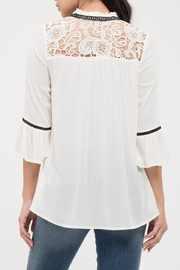 Blu Pepper This Love Top - Side cropped
