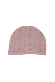 L'oved baby Thistle Pointelle Hat - Product Mini Image