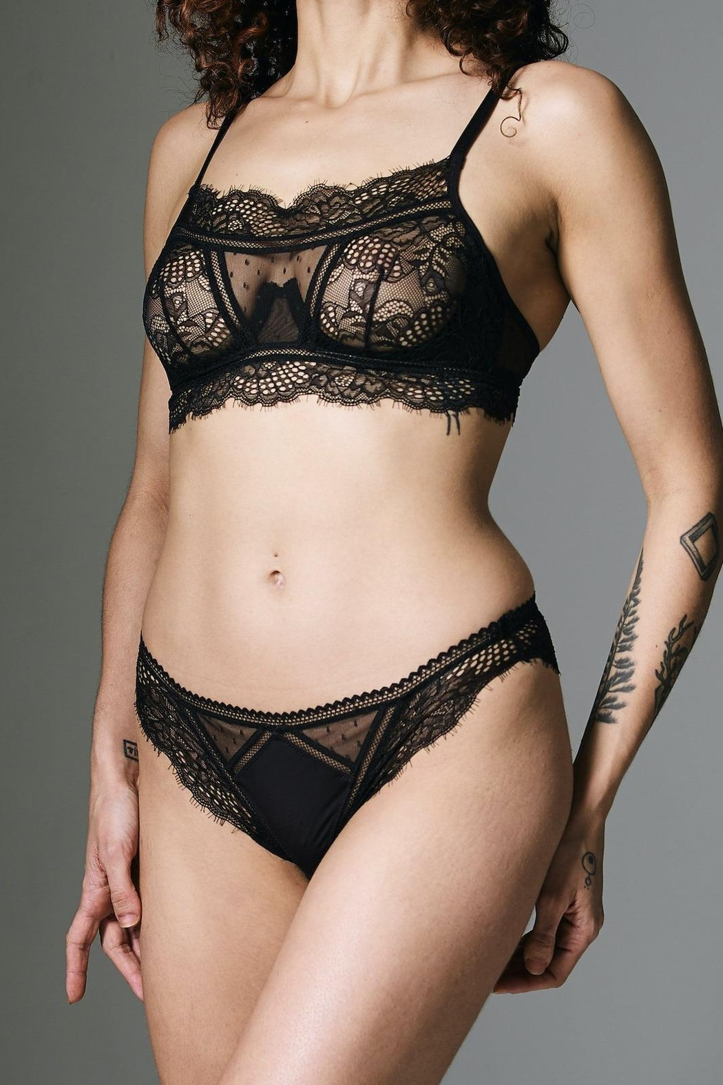 Thistle and Spire Amore Wired Bralette - Main Image