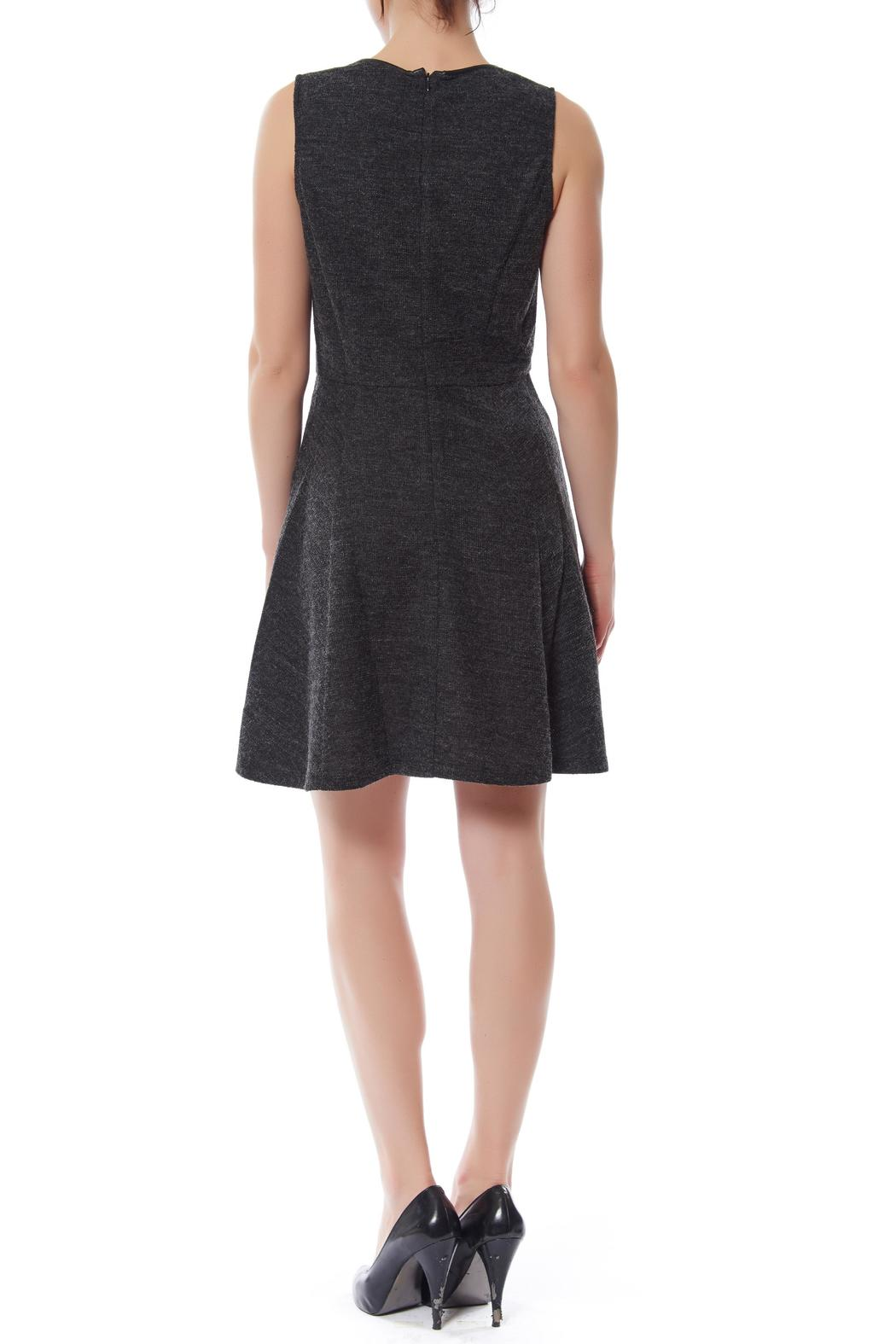 Grey A Line Dress image