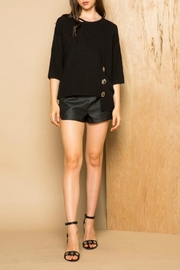 Thml Asymmetrical Sweater - Product Mini Image