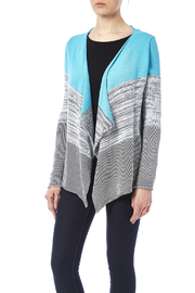 THML Clothing Cardigan Colorblock - Product Mini Image