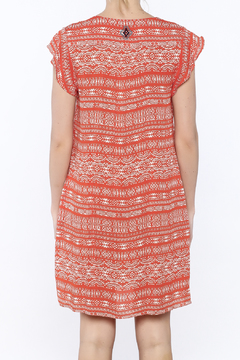 THML Clothing Coral Dreams Dress - Alternate List Image