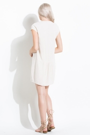 Thml Colorful Embroidered Dress - Front full body
