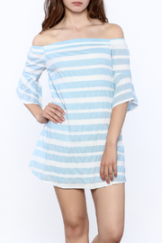 THML Clothing Daisy Off The Shoulder - Product Mini Image