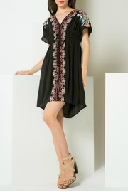 Thml Dropped Shoulder Dress - Product Mini Image