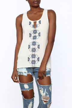 Thml Embroidered Tank - Product List Image