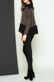 Thml Fringe Pullover Sweater - Front full body