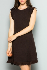 Thml Knit Sleeveless Dress - Front cropped