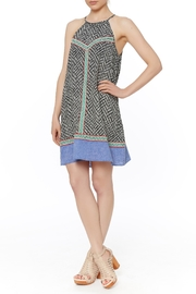 Thml Print Tent Dress - Product Mini Image