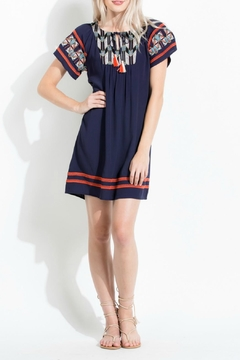 Shoptiques Product: Short Sleeve Dress