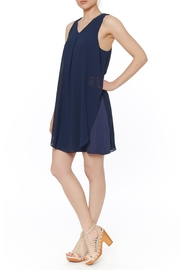Thml Sleeveless Chiffon Dress - Product Mini Image