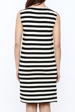 THML Clothing Stripe Mini Dress - Alternate List Image