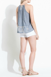 Thml Sleeveless Tie Top - Front full body