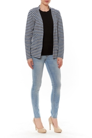 Thml Striped Blazer - Product Mini Image