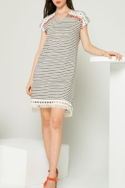 Thml Striped Dress - Product Mini Image