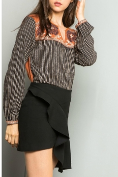 Thml Sweater Contrasting Top - Product List Image
