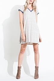 Thml T-Shirt Dress - Front cropped