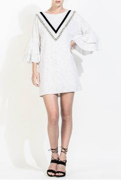 Shoptiques Product: White Tweed Dress