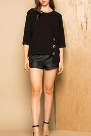 THML Clothing Asymmetrical Sweater - Product Mini Image