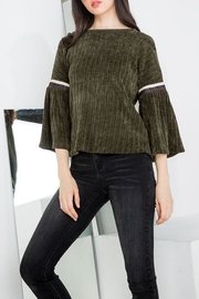 THML Clothing Drop Shoulder Sweater - Product Mini Image