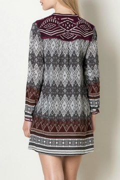 THML Clothing Embroidered Pattern Dress - Alternate List Image