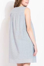 THML Clothing Embroidered Yoke Dress - Other