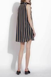 THML Clothing Lace Up Dress - Back cropped
