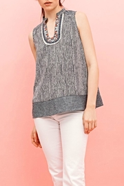 THML Clothing Montclar Sleeveless Top - Product Mini Image