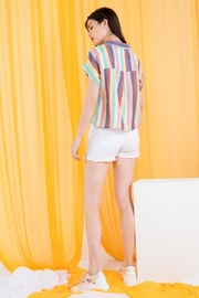 THML Clothing Multicolored Striped Shirt - Other