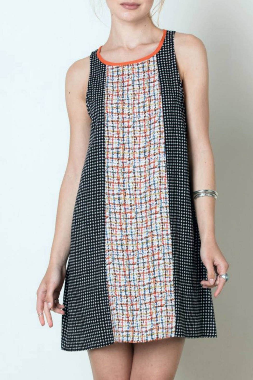 THML Clothing Pattern Tent Dress - Main Image