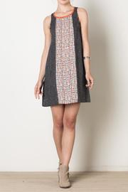THML Clothing Patterned Shift Dress - Product Mini Image