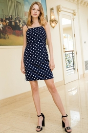 THML Clothing Polka Dot Dress - Front cropped