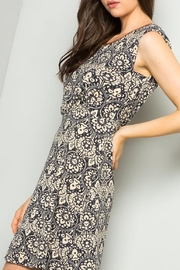 THML Clothing Printed A Line Dress - Side cropped
