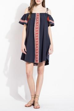 Shoptiques Product: Shoulder Tie Dress
