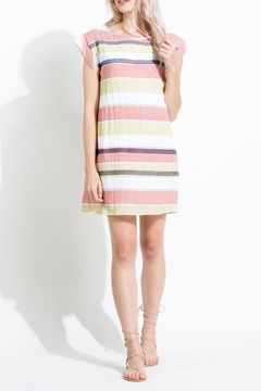 Shoptiques Product: Striped Shift Dress